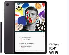 Tablet Samsung Galaxy Tab S6 Lite 128GB Gris