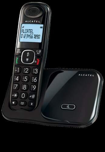 Teléfono inalámbrico Alcatel Versatis XL 280