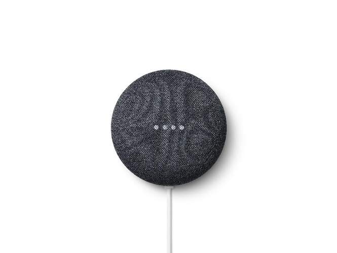 Altavoz Inteligente Google Nest Mini Negro