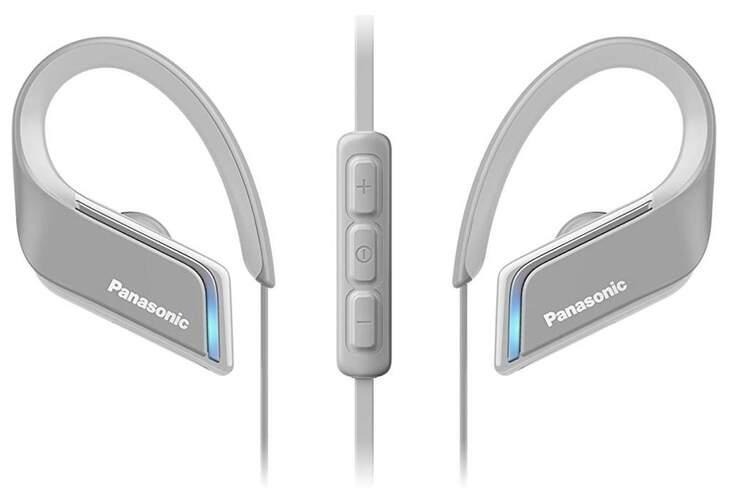Auriculares Panasonic RP-BTS55E-H Gris