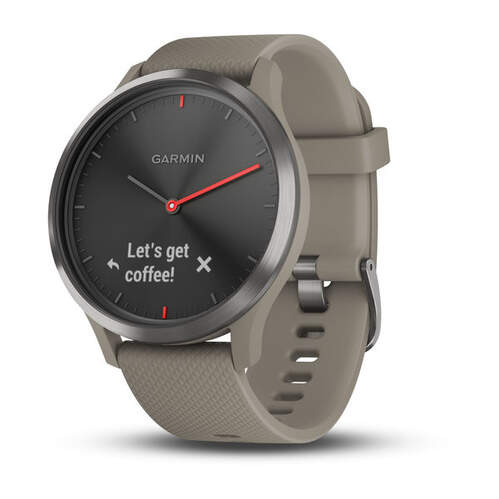 SmartWatch Garmin Vívomove HR Beige